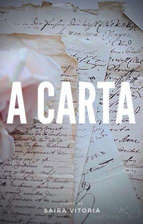 A carta - Oneshot by Sah4Eyes