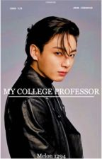 My college professor  by Melon1294