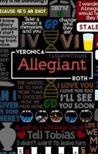 Allegiant Tris NEVER died by ImDivergentShhh