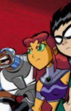 Teen Titans have Social Media (A.K.A. DCHeroesBook)!!! by anonymoushipper24