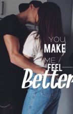 You make me feel better { Cameron Dallas } by Idkwlea