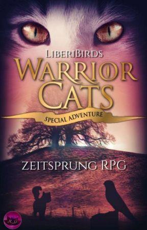 Zeitsprung [Warrior Cats RPG] by LiberiBirds