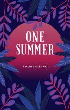 One Summer by LaurenSergi