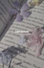 Amayadori (Han Jumin x Reader) by CharminglySplendid