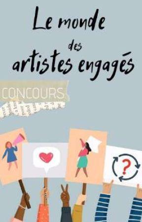 Le monde des artistes engagés   concours   by Petite_lauu