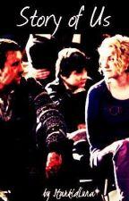 Story of Us A Neville and Luna Fan Fic by StarkidLuna
