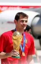 Start of Something New: An Iker Casillas One Shot by MikaLadyBoss