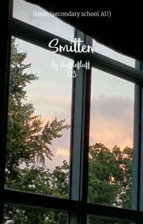 Smitten (Au) (Jimon) by Hufflefluff123