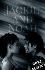 Jackie and Noah by geekisntweak_