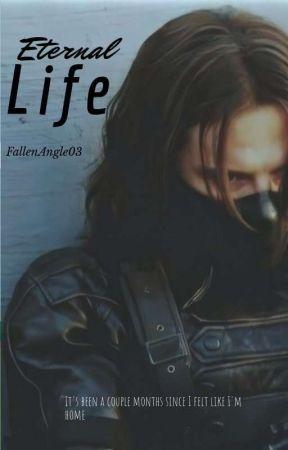 Eternal Life - Bucky Barnes ✔️ by FallenAngle03