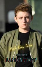 Rich Boy Falling {Barron Trump x Reader} by RaffiMann