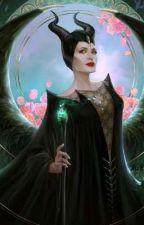 My Little Nightshade (maleficent x reader) by Purge_Boy