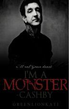I'm A Monster - Austlan Cashby by Cashby__Kellic