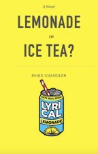 Lemonade or Ice Tea? by heimat02