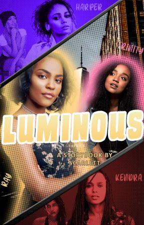 LUMINOUS ━  STORY BOOK by WriterofMyths