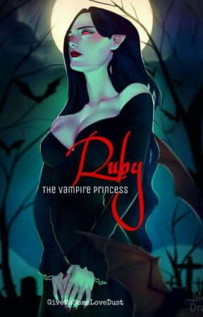 Ruby: The Vampire Princess by GiveMeSomeLoveDust