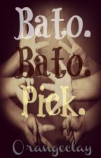 Bato Bato Pick by orangeclay