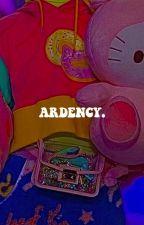 ❝ 𝐀𝐑𝐃𝐄𝐍𝐂𝐘. ❞ by adultpercs