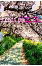 The elements of 02, 04, 06 & 08 by SakuraAkita0w0