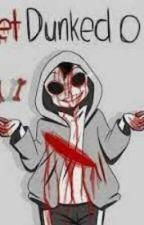 Killer sans x jeff the killer(Remake!!!) by KinkyAngel476