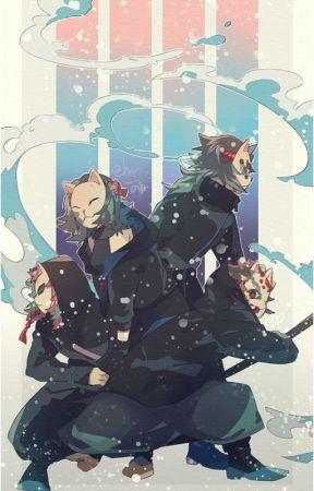 Yokai Guardians (Various KNY x Reader) by Isekai_Reader
