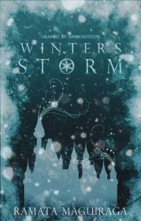 Winter's Storm by RamataMaguiraga