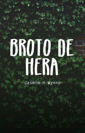 Broto de Hera by meninajasmim