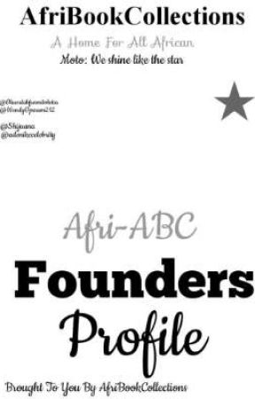 Founders profile by AfriBookCollections
