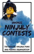 Ninjuly Contests: All You Need To Know! by NinjagoPunsPranksOrg