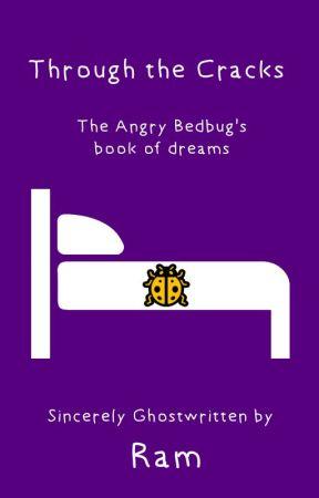 Through the Cracks - The Angry Bedbug's book of dreams by rsramanujam