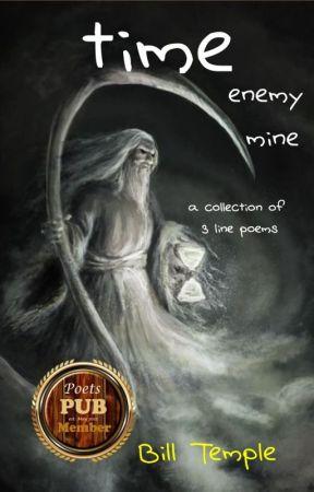 time ... enemy mine by BillTemple1957
