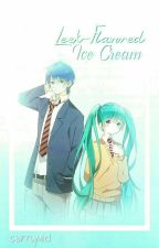 Leek-Flavored Ice Cream (Kaito x Miku)✓ by carrymid