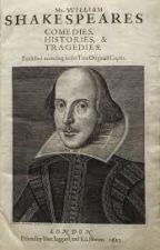 Shakespeare Gedichte by FabienneSchachinger