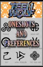 Teen Wolf Oneshots and Preferences by aimilouise2007