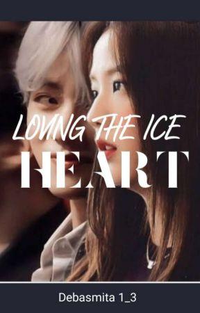 Loving The Ice Heart   KTH & KJS by Debasmita1_3