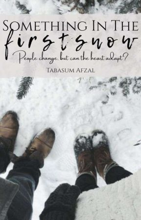 Something in the first Snow.. by Niqabii_muslimah