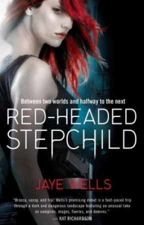 RED-HEADED STEPCHILD, Sabina Kane Book 1 (Excerpt Only) by JayeWells