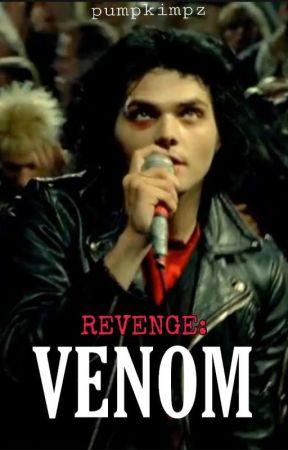 REVENGE: Venom [Gerard Way] by pumpkimpz