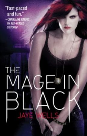 THE MAGE IN BLACK, Sabina Kane Book 2 (Excerpt Only) by JayeWells