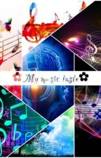 🎩 My music tastes 🎩 by Erya_chan