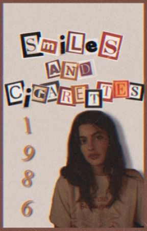 SMILES AND CIGARETTES 。1986 by xsunshine05