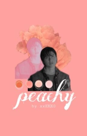 P E A C H Y || SWEET PEA by xxEKK0