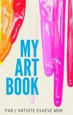 My Art-Book by EvaEveEva33