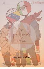 Eres un imbécil pero mi imbécil (mexico x venezuela) by yudra7000
