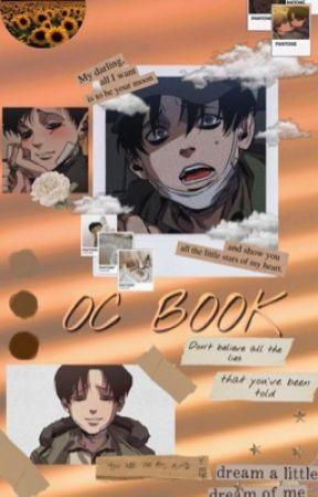 《 Oc book 》 by RYUKEIIN