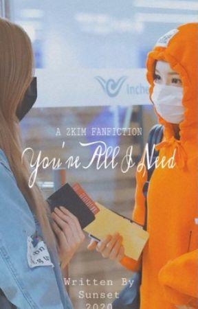 You're All I Need || 2kim Vampire by kimchijigae65