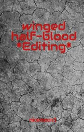 winged half-blood (percy jackson and maximum ride fanfiction