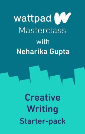 Masterclass | Neharika Gupta | Creative Writing by AmbassadorsIN