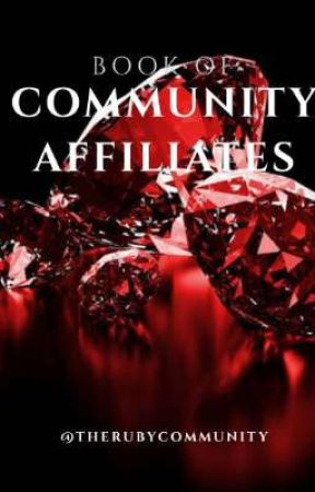 BOOK OF COMMUNITY AFFILATES by TheRubycommunity