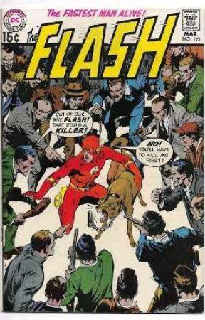 The Flash: No todos los supervillanos tienen poderes (ONE SHOT) by Spider-man1999